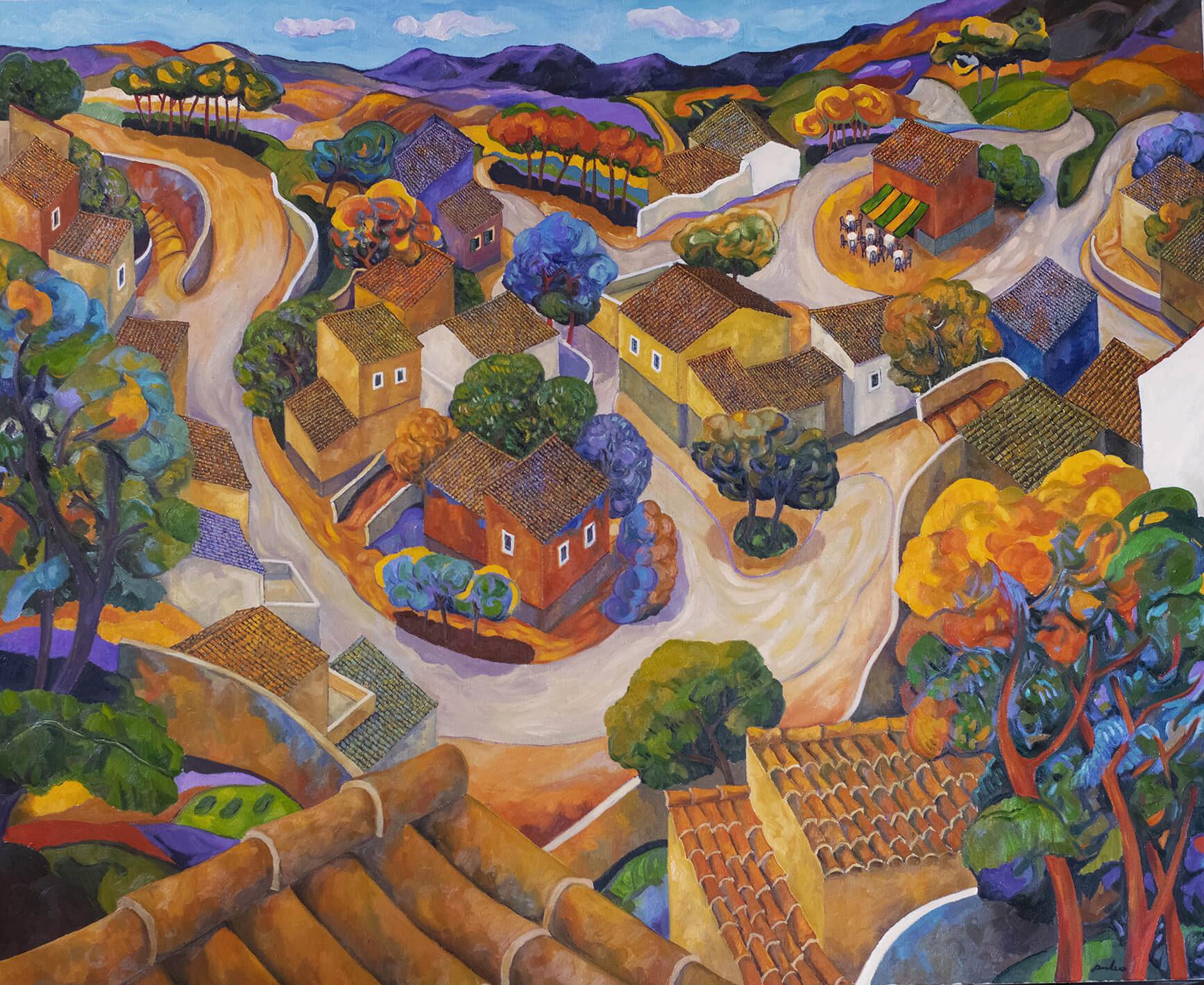 Il Villaggio, The village